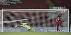 Elfer-Held Leno wirft Liverpool aus dem Liga-Pokal