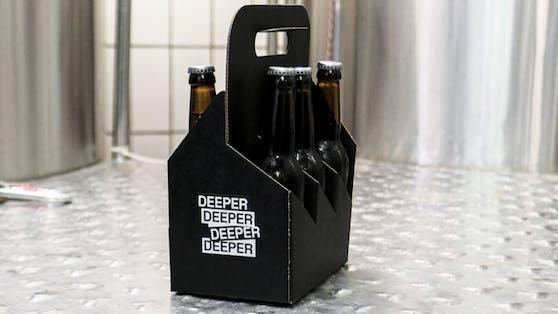 """""""Deeper"""" ist das erste Bier, dessen Rezeptur auf AI basiert."""