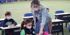 Lehrerin gefeuert, weil sie keine Maske tragen will