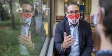 """Strache: """"Migranten wissen, dass ich kein Rassist bin"""""""