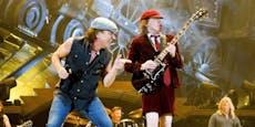 Rockband AC/DC steht offenbar kurz vor einem Comeback