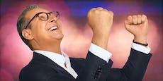 Rechtliche Schritte gegen Falco-Stimme in Strache-Song