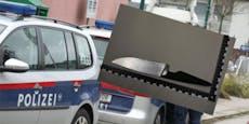 Räuber-Duo zückt Messer bei Überfall in Meidling