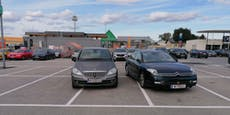 Zwei Wiener stellen gleich sechs Parkplätze in NÖ zu