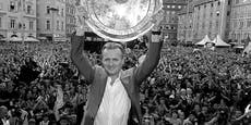 Sturm Graz trauert um Präsident der Meistersaison
