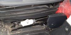"""Polizei stoppt """"rollende Bombe"""" auf der A23 in Wien"""