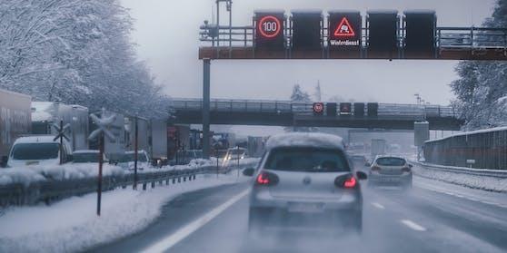 Vorsicht auf Österreichs Straßen!