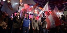 FPÖ und ÖVP beschimpfen sich als Corona-Gefährder