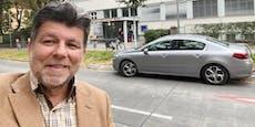 FPÖ sorgt mit Gratis-Taxi für Wahl-Aufreger