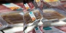 Supermarkt verkauft Ekel-Schinken zum vollen Preis
