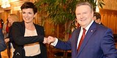 SPÖ-Chefin will Schwung in den Bund mitnehmen