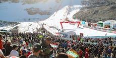 200 Gäste, aber keine Fans bei Weltcup-Start in Sölden