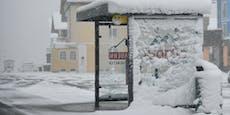 Wintereinbruch! HIER fällt am Wochenende Schnee