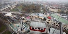 Leopoldstadt und Simmering färben sich neu rot ein