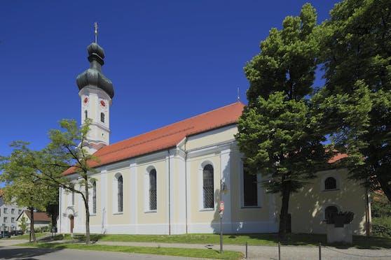 Die Mühlfeldkirche in Bad Tölz