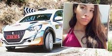 Mit 21 Jahren: Co-Pilotin stirbt bei Rallye-Unfall