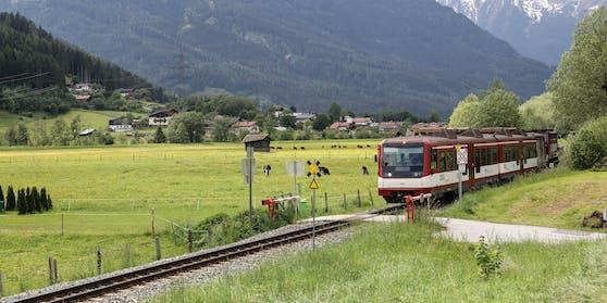 Die Pinzgauer Lokalbahn im Bundesland Salzburg