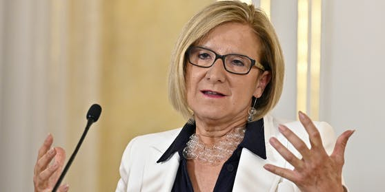 Niederösterreichs Landeshauptfrau Johanna Mikl-Leitner (ÖVP)