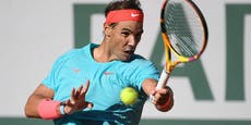 Paris-Finale: Knackt Nadal heute diesen Tennis-Rekord?
