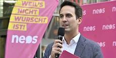 NEOS überholen bei der Wien-Wahl die FPÖ