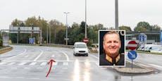 Stadtpolizeichef stoppt in Freizeit Geisterfahrerin