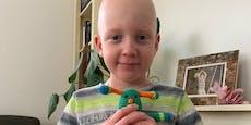 Krebskranker Edi (7) hat nur einen Herzenswunsch