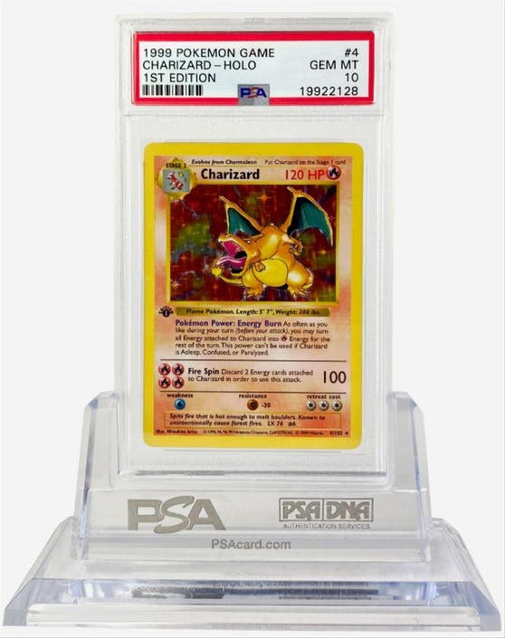 Diese Pokémon-Sammelkarte kostet 226.000 Dollar.