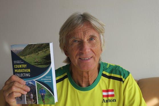 """Anton Reiter präsentiert sein Buch """"Country Marathon Collecting"""""""