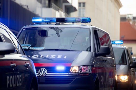 Die Polizei war rasch zur Stelle. Symbolbild