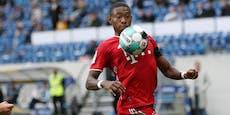 """Bayern-Boss: """"Werden mit Alaba keine Spielchen spielen"""""""