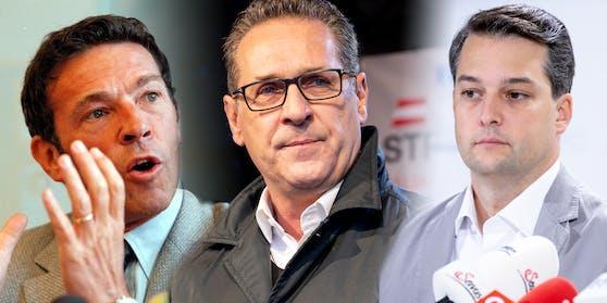 Haider, Strache, Nepp –der 11. Oktober ist für freiheitliche Führungspersonen ein Unglückstag.