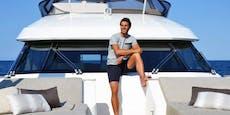 Hat Rafael Nadal seine Yacht nach seinem Penis benannt?