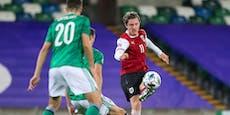 Österreich klettert in FIFA-Weltrangliste nach oben