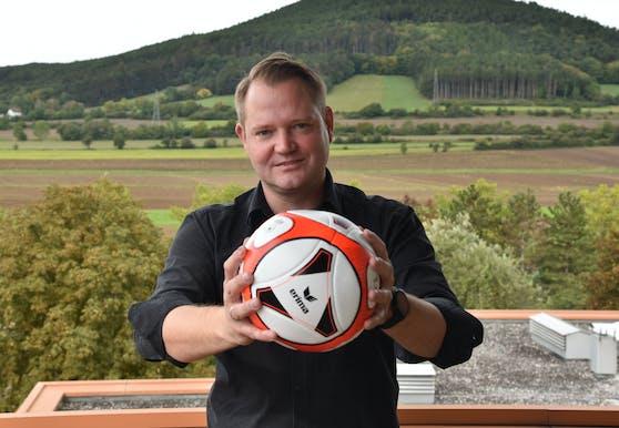 Landtagsabgeordneter und Vizebürgermeister Christian Samwald