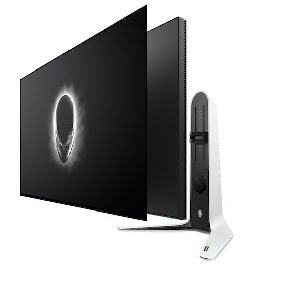 Alienware präsentiert neue PCs und Monitore.