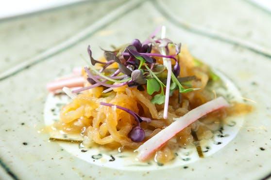 Ob im Salat oder im Sushi - die Zubereitungsweisen von Quallen sind in Südostasienvielfältig.