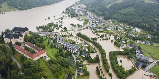Weltweit steigen Überschwemmungen
