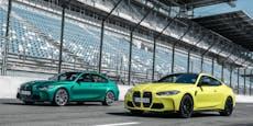 Neues Power-Duo von BMW mit bis zu 510 PS