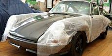 Mann (39) dealte im Darknet und liebte Porsche-Oldtimer