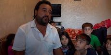 """Türkischer Vater nennt sein 19. Kind """"Genug"""""""
