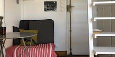 6-Quadratmeter-Wohnung kostet 134.000 Euro