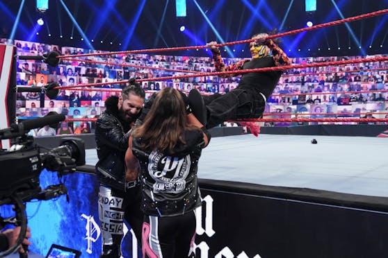 Jeff Hardy kommt zu Raw, Seth Rollins wechselt zu Smackdown