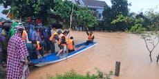 Heftige Unwetter verwüsten Vietnam