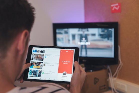 Im Jahr 2019 machte das Musik-Streaming 7,1 Miolliarden Dollar oder 63,6% aller aufgezeichneten Musikeinnahmen aus.