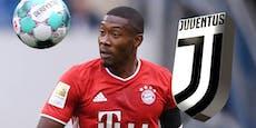 Alaba-Wechsel zu Juventus schon vor dem Abschluss?