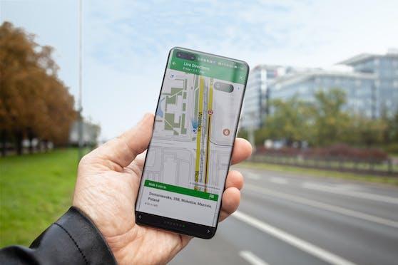 Kürzlich ausgezeichnete Moovit-App navigiert nun Huawei Nutzer weltweit