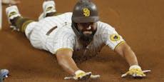 Baseball-Star wird vor Striplokal niedergestochen