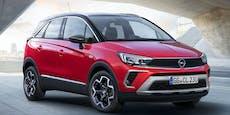 Neuer Opel Crossland bekommt den Mokka-Look