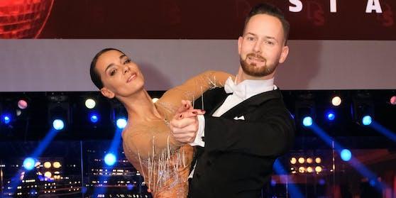 Edita Malovčić und Florian Vana