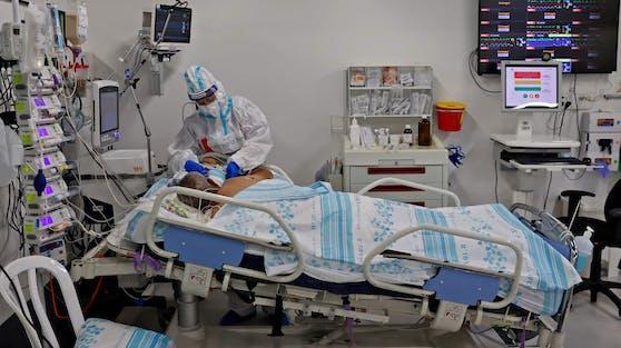 Krankenhaus in Haifa